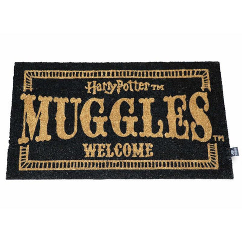 Tapete Muggles Welcome Harry Potter