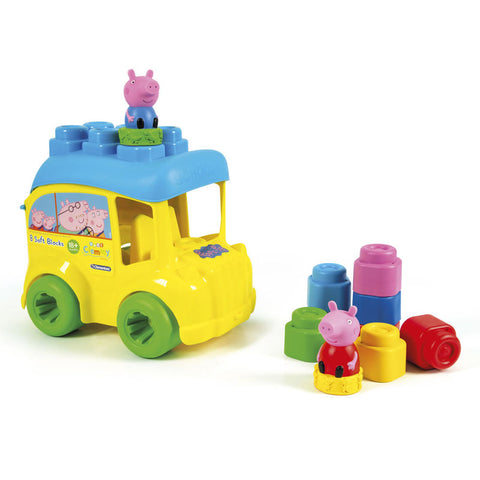 Autocarro Peppa Pig Clemmy Baby