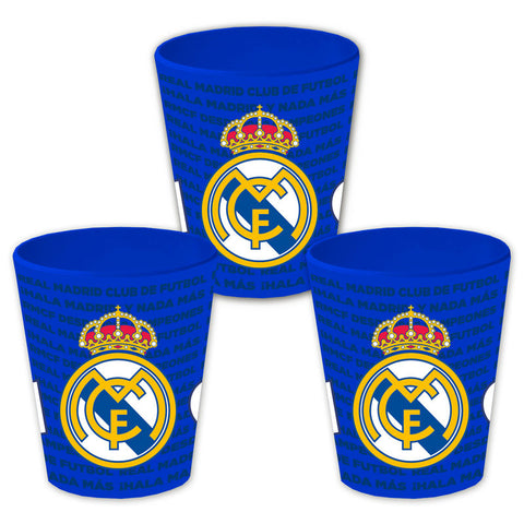 Set copos bambu Real Madrid