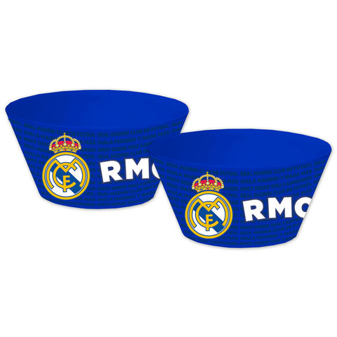 Set tigelas bambu Real Madrid