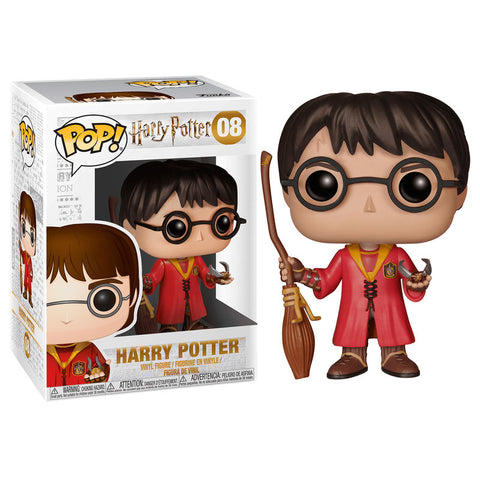 Figura POP Harry Potter Quidditch