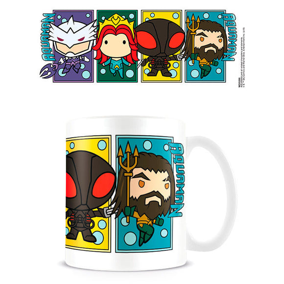 Caneca Personagens Aquaman DC Comics