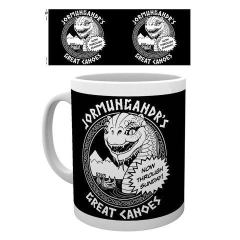 Caneca Jormungahdrs God Of War