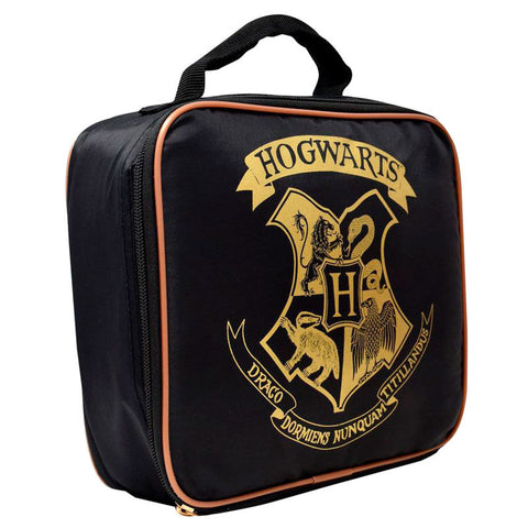 Lancheira termo Hogwarts Harry Potter black