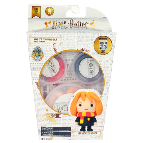 Conjunto de plasticina Do It Yourself Hermione Granger Harry Potter