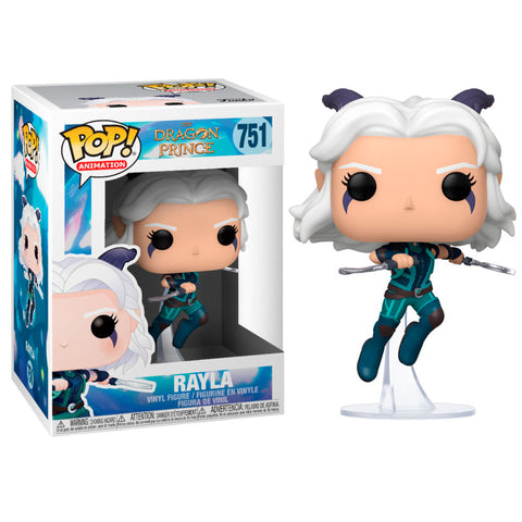 Figura POP Dragon Prince Rayla