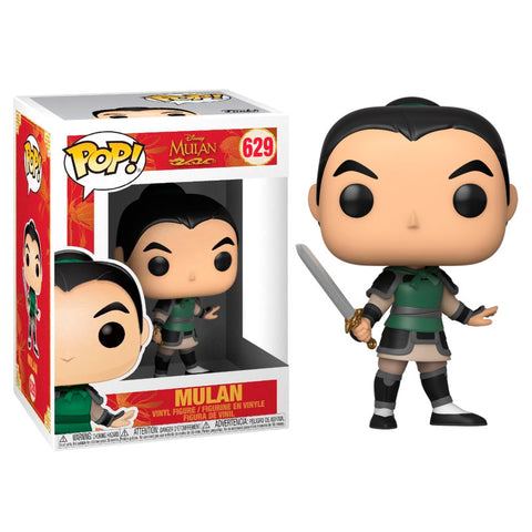 Figura POP Disney Mulan as Ping