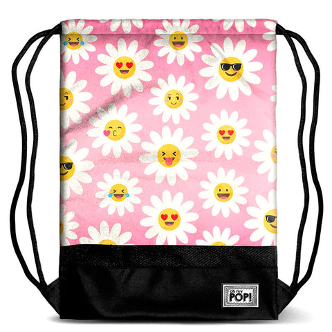 Saco Oh My Pop Happy Flower 48cm