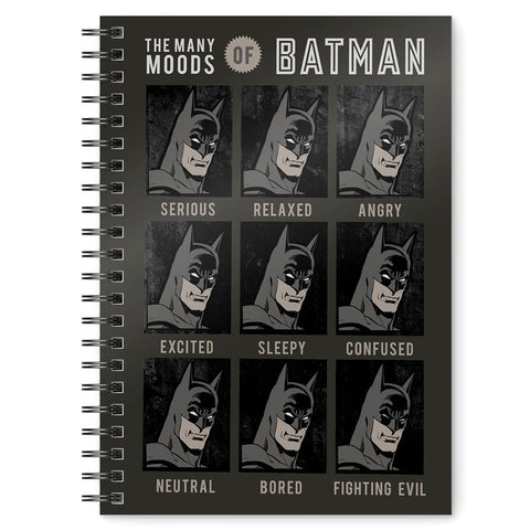 Caderno A5 Batman DC Comics