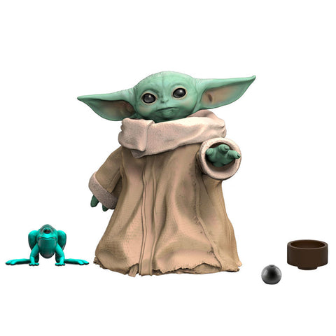 Figura action Yoda The Child Star Wars 3cm