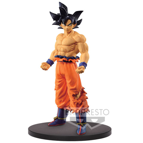 Figura Son Goku Ultra Instinct Sign Dragon Ball Super 19cm