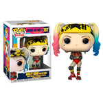 Figura POP DC Birds of Prey Harley Quinn Roller Derby