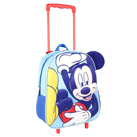 Trolley 3D premium Mickey Disney 31cm