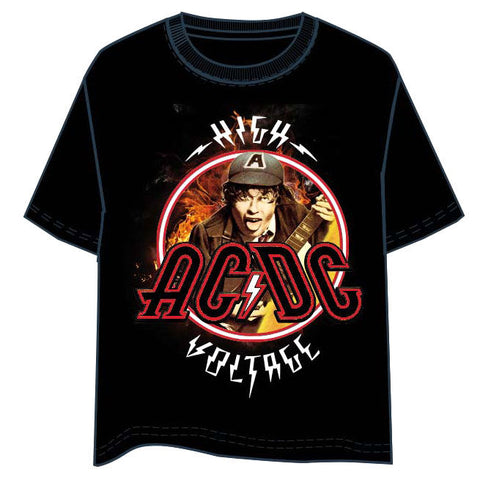 T-Shirt Angus Voltage ACDC adulto XXL