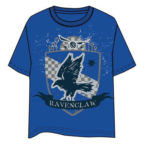 T-Shirt Ravenclaw Harry Potter adulto L
