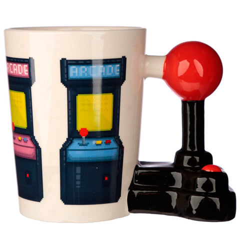 Caneca 3D Joystick Arcade Game Over