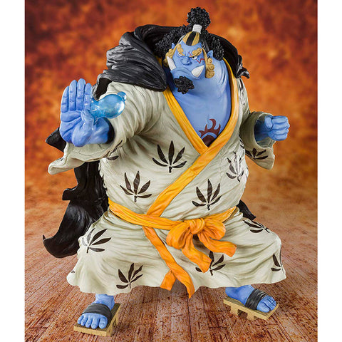 Figura Knight of the Sea Jinbe One Piece 19cm