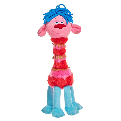 Peluche Prince D Trolls World Tour 17cm