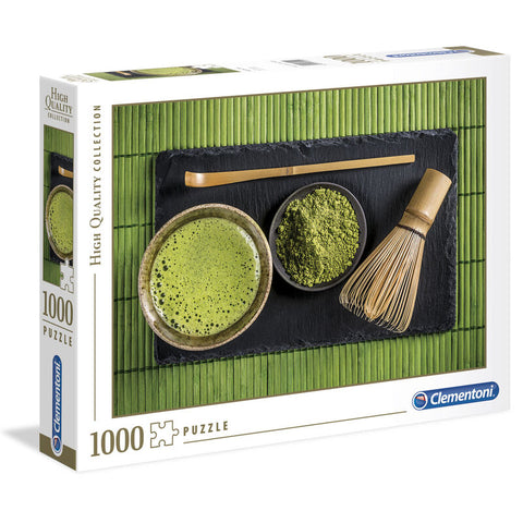 Puzzle High Quality Matcha Tea 500pcs