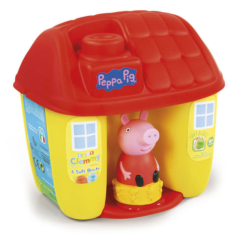 Clemmy Baby Cubo Peppa Pig