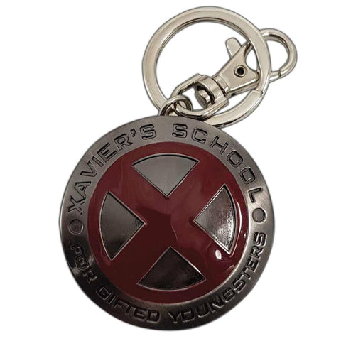 Porta-Chaves metal Logo X-Men Marvel