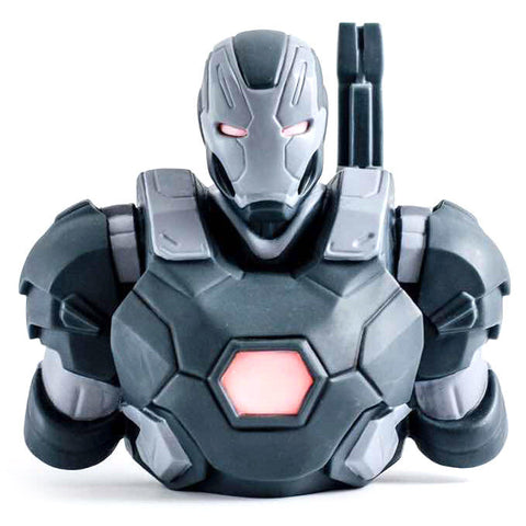 Busto mealheiro War Machine MkIII Marvel 20cm