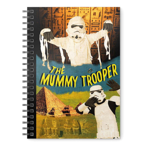 Caderno A5 Mummy Trooper Original Stormtrooper