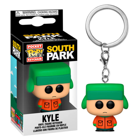 Porta-Chaves Pocket POP South Park Kyle