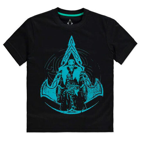 T-Shirt Senhora Assassins Creed Valhalla