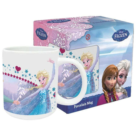 Caneca Frozen Disney Forever Sisters