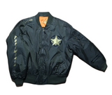FWF FLIGHT JACKET - Customize with your logo/design