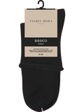 Ysabel Mora 22733 Basico - no cuff men's cotton ankle socks with breathable sole