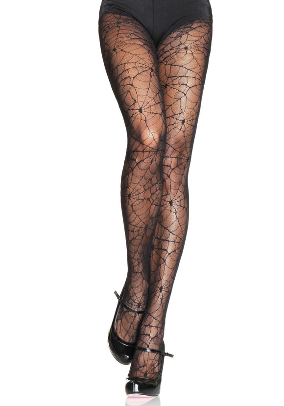 Leg Avenue Spiderweb Lace Tights