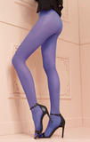 Trasparenze Oleandro 20 Collant - purple (indaco) classic sheer tights