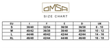 Omsa Jeggings Size Chart