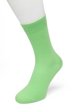Bonnie Doon 83422 Cotton Sock - pale neon green (fresh green) ankle socks available in women sizes