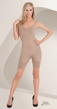 Julie France JF002 Boxer Body Shaper - nude full body shape wear, perfect foundation wear to smooth and lift your silhouette