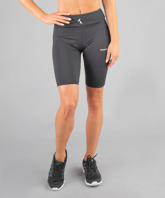 Carpatree Biker Shorts - black bicycle shorts, perfect for activewear for the gym