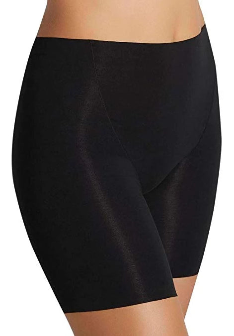 Ysabel Mora - 19665 Culotte Antirroce Laser - black cotton anti-chafing shorts
