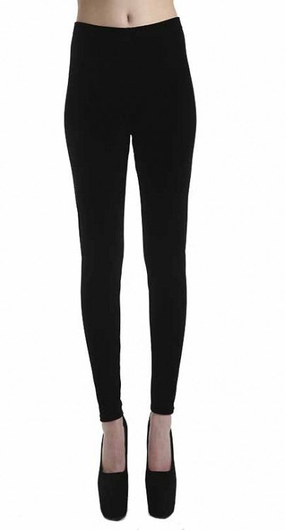Pamela Mann Black Velvet Leggings