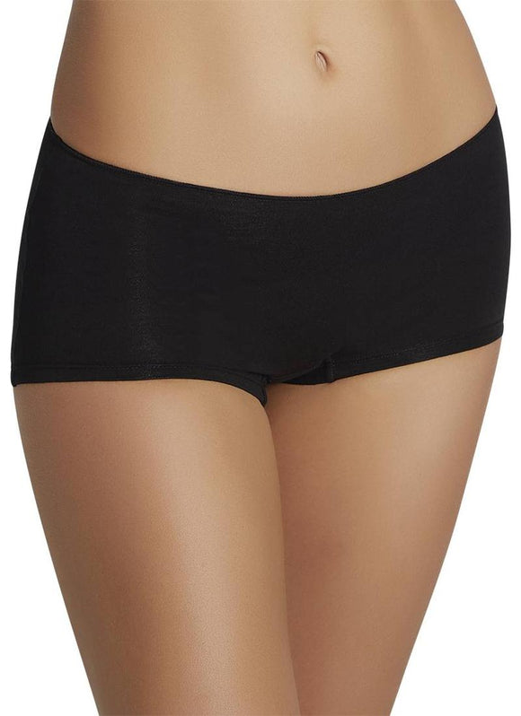 Ysabel Mora - 19647 Maxi Braga Cotton - cotton boxer briefs/underwear/knickers in black, nude and white