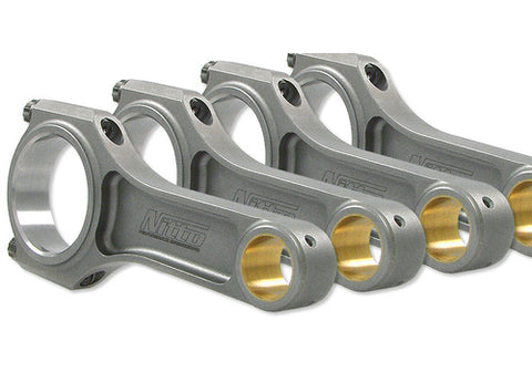 NITTO I-BEAM CONNECTING RODS - MITSUBISHI 4G63 EVO 4 - 9