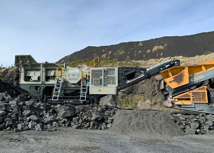 Types of Crushing Equipment - Jaw, Cone & Impact