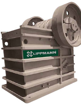 Lippmann 3650 Primary Jaw Crusher - Case Study