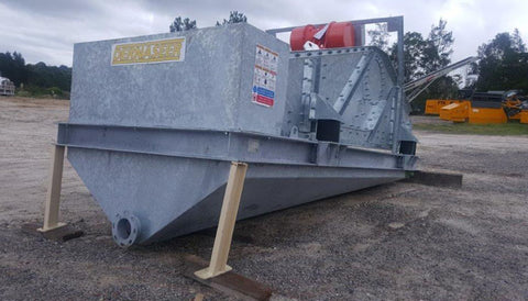 DERNASEER DEWATERING SCREEN