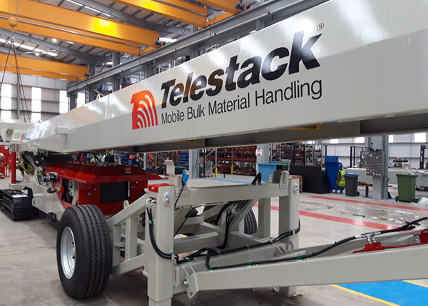 TELESTACK TC624R - TRACKED CONVEYOR