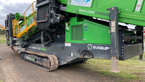 2020 TEREX EVOQUIP COLT 1600 (USED) - TWIN DECK RECLAIMER