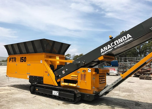 ANACONDA FTR 150 - FEED LOADER