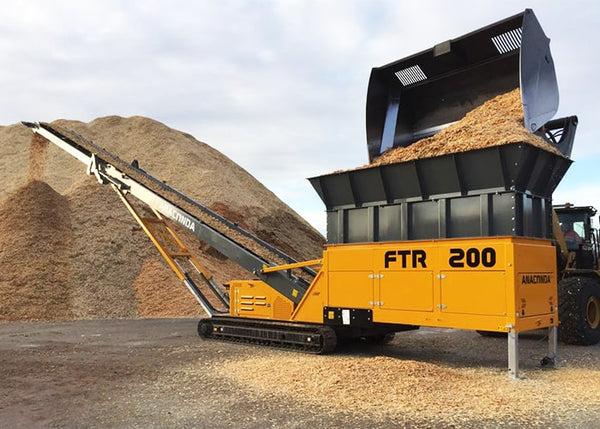 Feed Conveyor - Anaconda FTR 200 Load Feed Conveyor - Tricon Mining Equipment Australia