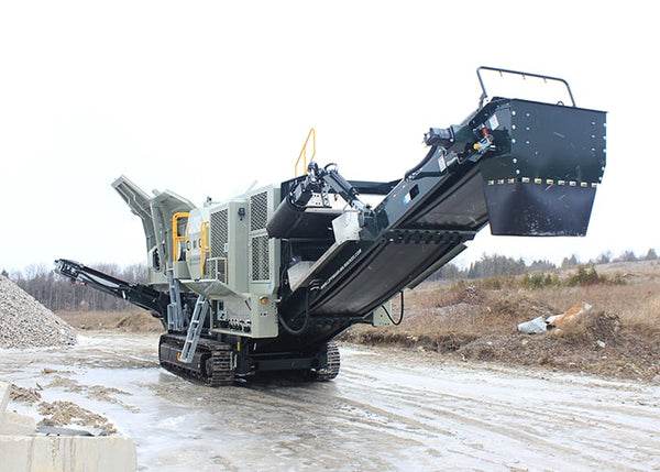 Jaw Crusher - Lippmann LJ-2745 Jaw Crushing Machine - Tricon Equipment Australia